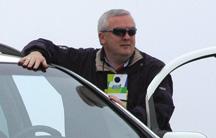 Padraic Deane, Publisher/ Managing Editor of Automotive Publications