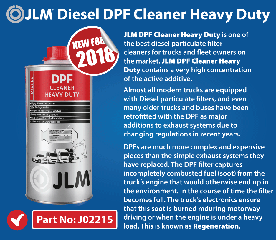 J&S Automotive launches JLM range of Heavy Duty DPF cleaners
