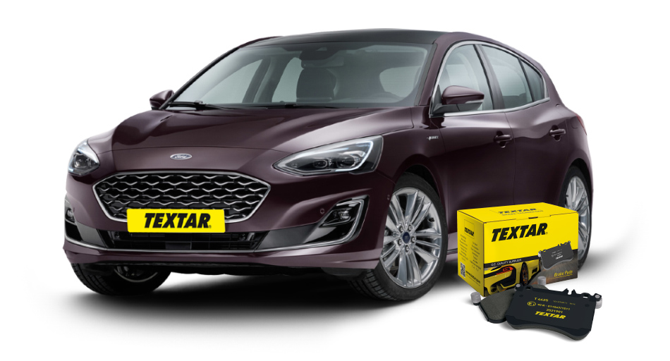 Textar Adds Brake Pads For New Ford Focus Autotrade Ie